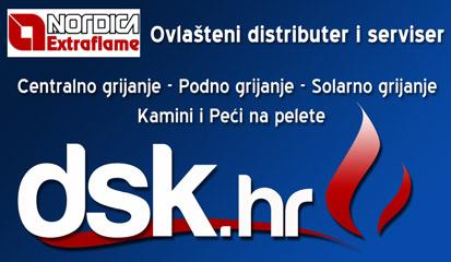 Grijanje DSK Rijeka