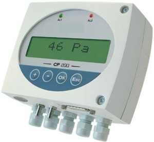 Uređaj za mjerenje i pokazivanje podataka o podtlaku